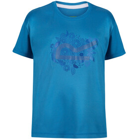 Regatta Alvarado V Camiseta Niños, blue aster